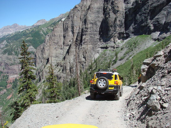 San Juan Scenic Jeep Tours