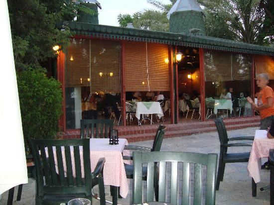 Sun Beach Hotel: restaurant