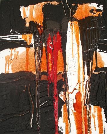 Musée Kiasma d'art contemporain (Nykytaiteen Museo) : Obra abstracta