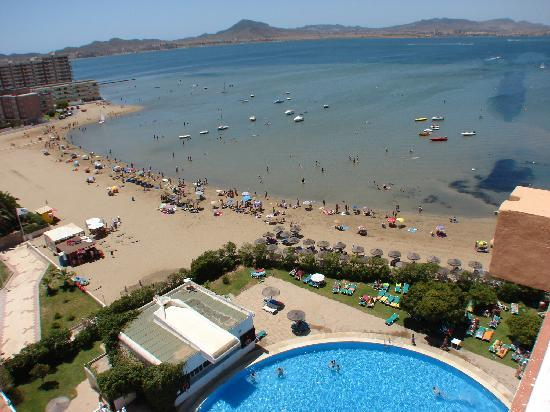 foto mar menor: