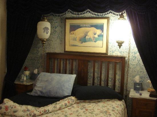 Big Bear Bed & Breakfast: Our room
