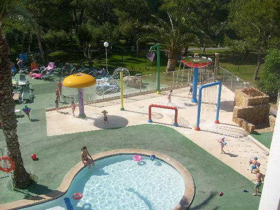 Apartamentos Cala d'Or Playa: Splash park