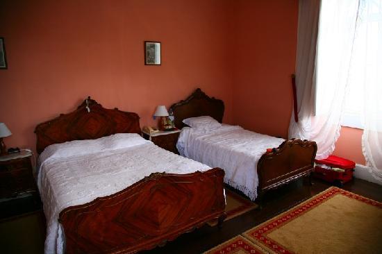 Alegre Hotel Bussaco: Triple Room (101)