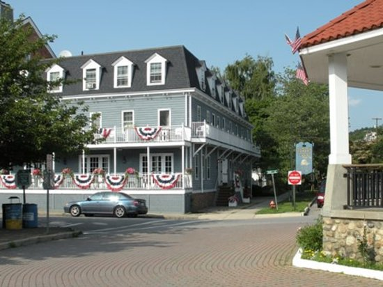 Cold Spring, État de New York : Hudson House River Inn