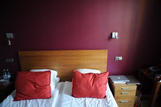 Hotel Hellsten: my room