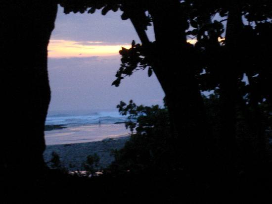 Villas Hermosas: The amazing sunsets!