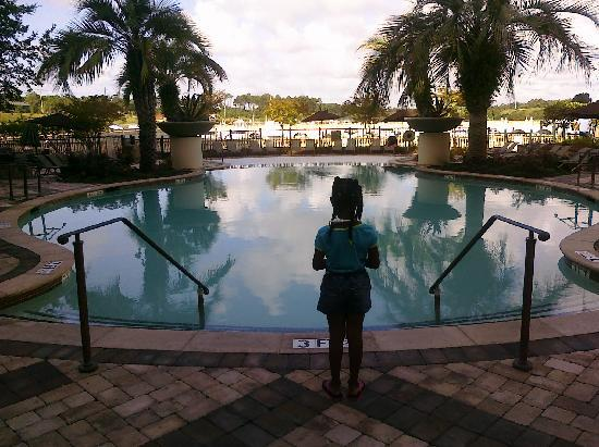 Marina Inn at Grande Dunes: Infinity pool