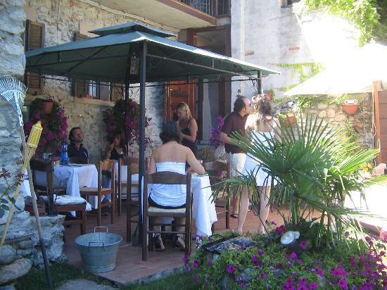 Antico Borgo Sanda: Pranzo