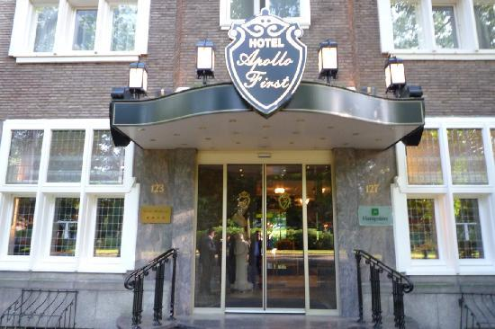 Apollofirst boutique hotel Amsterdam: L'esterno dell'hotel
