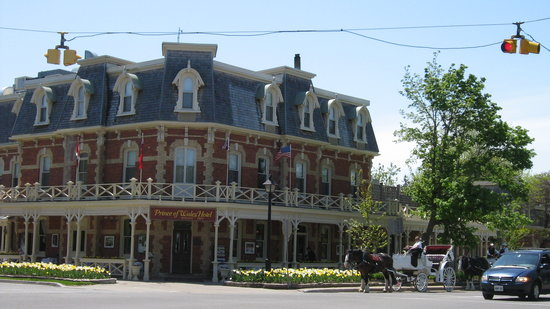 ‪نياجرا أون ذا ليك, كندا: Niagara-on-the-Lake  Prince of Wales Hotel‬