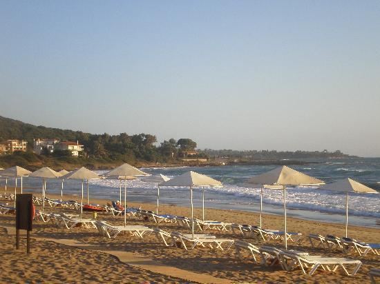 Aldemar Olympian Village: beach