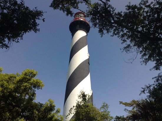 Saint Augustine, FL: St Augustine lighthouse