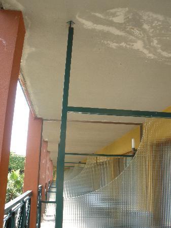 Parc Hotel Gritti: Balconies