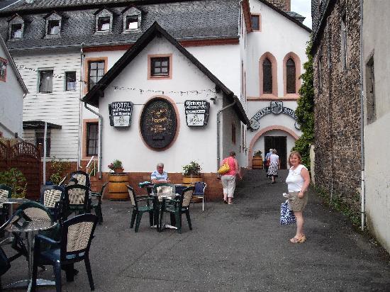Hotel Restaurant Kurfurst Kamp Bornhofen