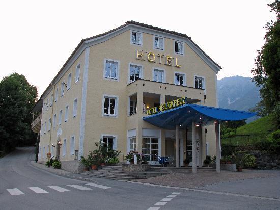 Austria Classic Hotel Heiligkreuz: The front of Hotel Heiligkreuz