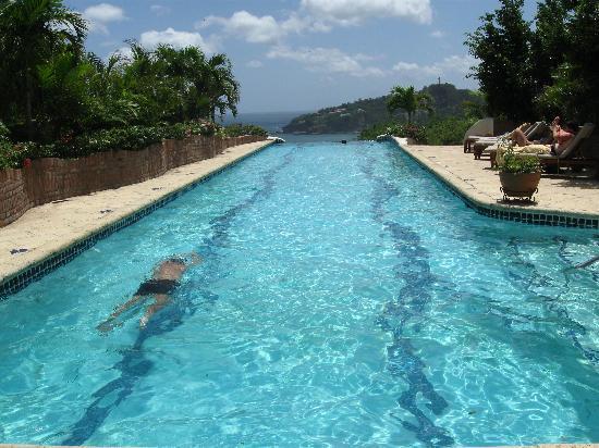 Pelican Eyes Resort & Spa : Infinity Pool