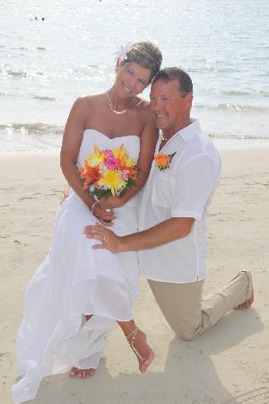 S Swept Away Wedding Day