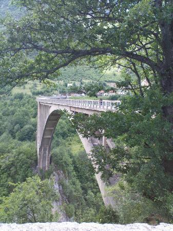 Montenegro: Tara bridge