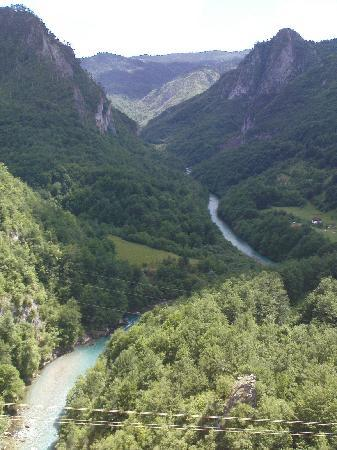 Montenegro: The Canyon Tara