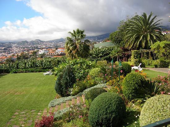 Quinta Sao Goncalo: Garden of Quinta