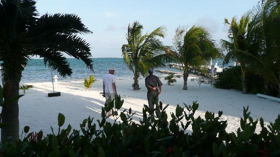 Caribe Island Condos: View from our porch