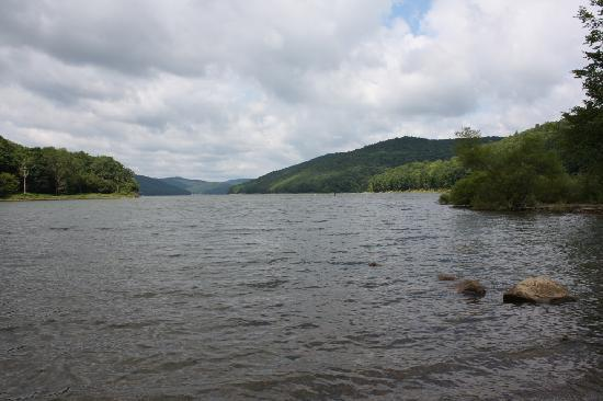 Allegheny Reservoir: Sugar Bay
