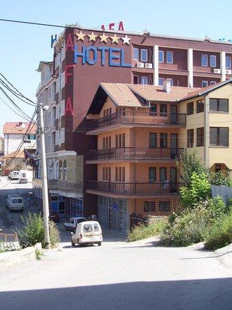 Hotel Afa: Hotel Exterior