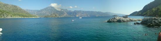 Belcehan Beach Hotel: Boat trip