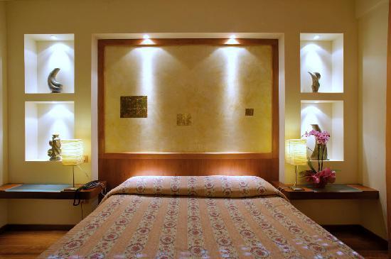 Hotel Le Grazie: Room