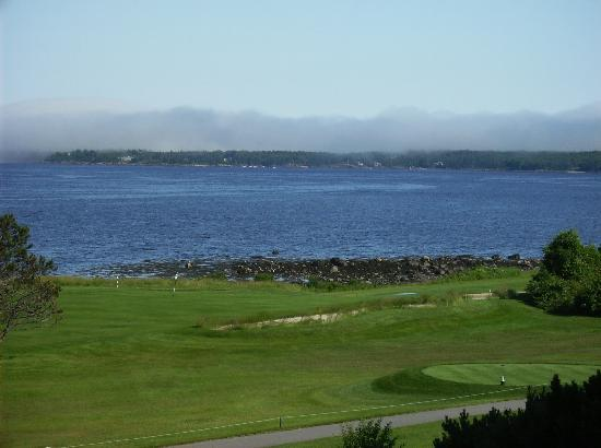 Samoset Resort On The Ocean: Golf course