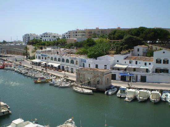 Hotel Xuroy Alcaufar: a view of the bay..