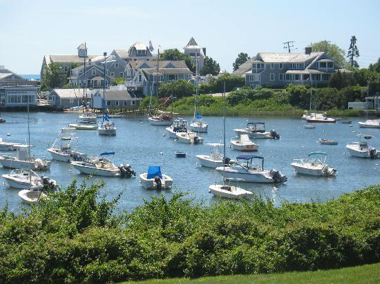 Hyannis Harbor 1/2 mi walk from SeaCoast Inn