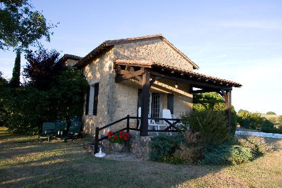 Bourniquel, Francia: Our cottage