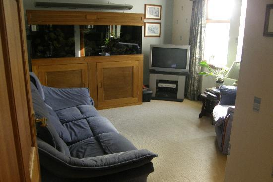 Home Farm Bed & Breakfast: The guest lounge
