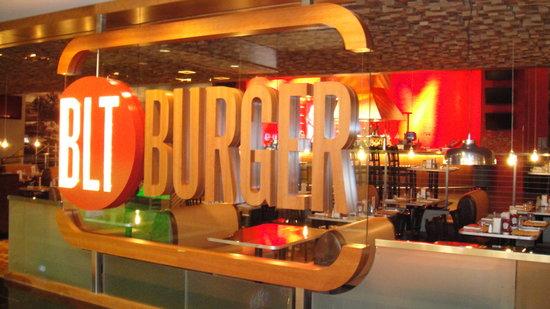 BLT Burger entrance