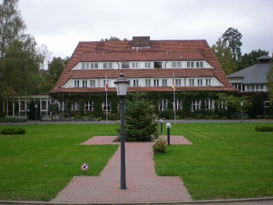 Hotel Döllnsee-Schorfheide: Hotel Doellnsee Schorfheide, Original Building