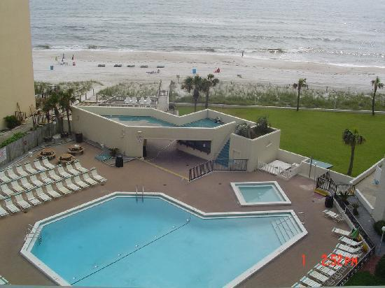 Top of the Gulf Suites: Pool