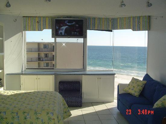 Top of the Gulf Suites: view