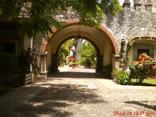 Hacienda Vista Hermosa: Las instalaciones.
