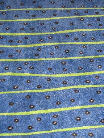 Sleep Inn : Hall Carpet-I love it