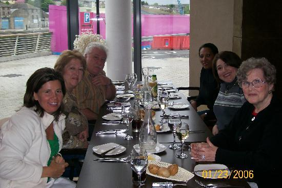 "Drogheda, Irlandia: Dinner at the ""D"""