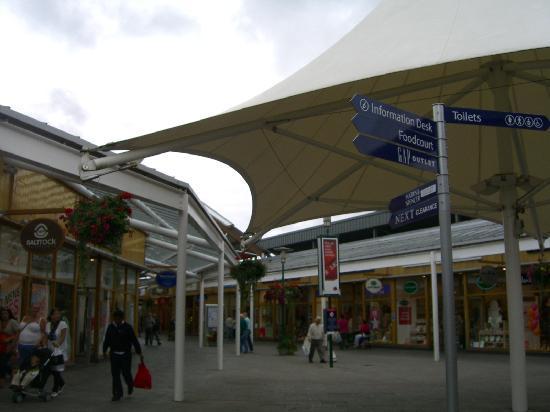 Days Inn Bridgend Cardiff M4 : Bridgent Designer Outlet