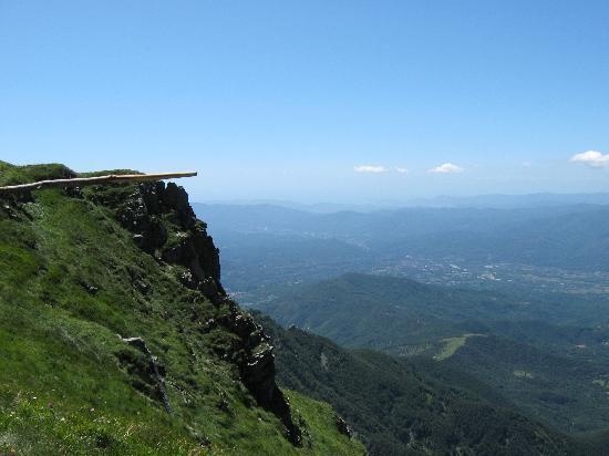 Corniglio, Itálie: La salita