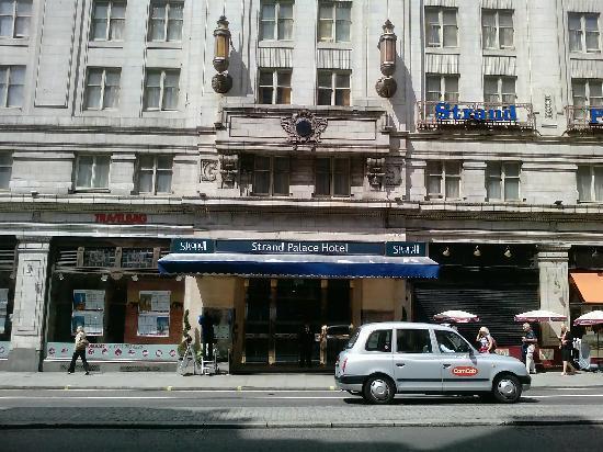 Breakfast - Picture of Strand Palace Hotel, London - TripAdvisor