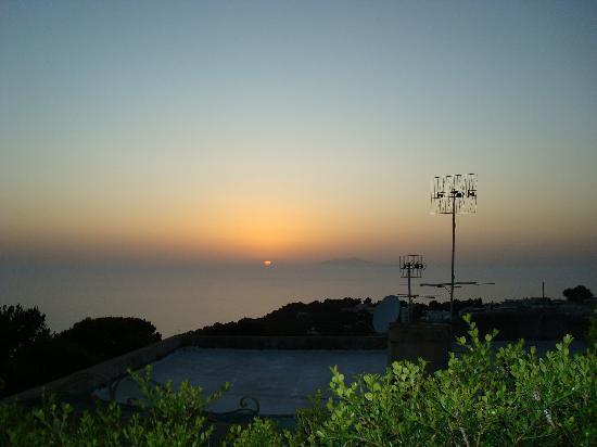 B&B Tramonto - The Sunset: The sunset at Il Tramonto