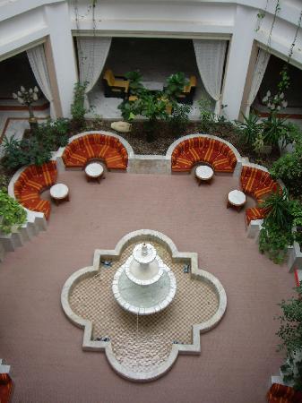Hotel Albatros : Recepción