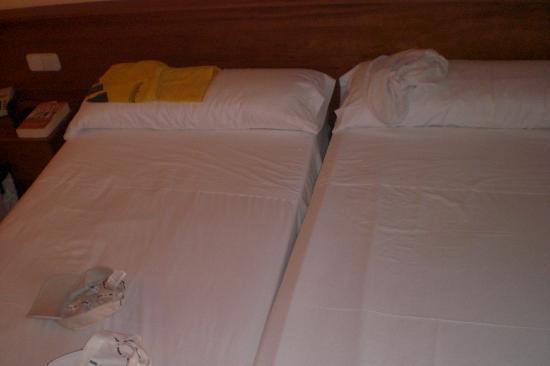 FERGUS Geminis: il letto