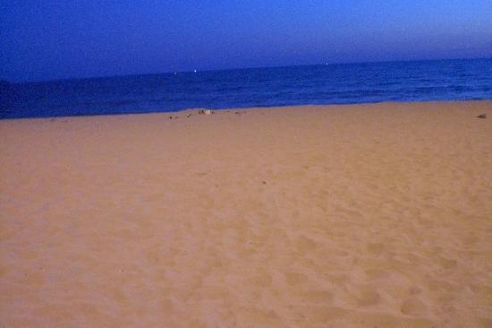 FERGUS Geminis: la spiaggia di sera