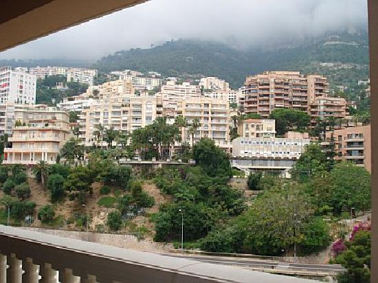 Monte-Carlo Bay & Resort: View from our terrace