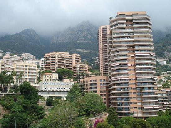Monte-Carlo Bay & Resort: View from our terrace 3